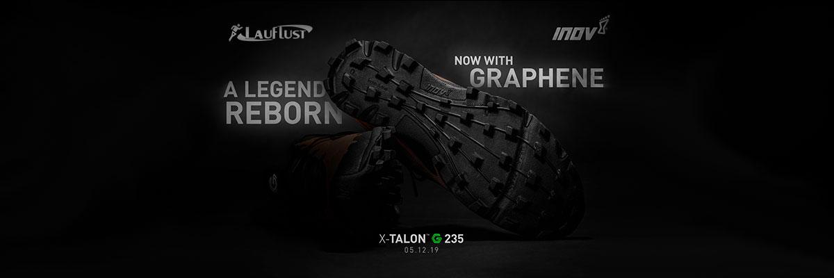Teaser – Inov8 X-Talon G 235