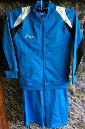 Asics Emery Team Training Suit Kids cobalt-blue (6795080868)