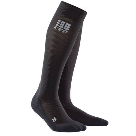 CEP Socks for Recovery Lady black   WP455R