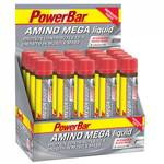 Power Bar Amino Mega Liquid 20x25ml MHD Januar/2017