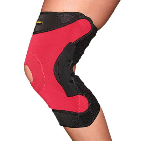 Pflexx Knie Trainings Bandage - Knee-Wrap