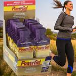 Power Bar GEL 24 Tütchen a 41g Black Currant Caffeinated. Neue Rezeptur – Vorschaubild 1
