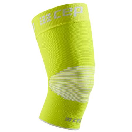 CEP ortho+ knee sleeve lime/grey| WO11U6