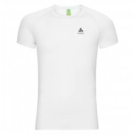 Odlo SUW Top Crew Neck Shirt Active F-Dry Light Men White | 140902-10000