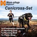 Non-Stop dogwear CANICROSS SET - Komplett-Set Gr.M